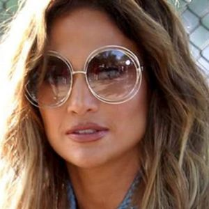 Chloe Carlina Sunglasses / same style worn by J-Lo